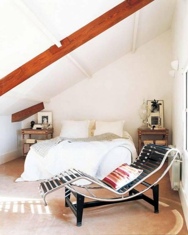 dormitor la mansarda 1