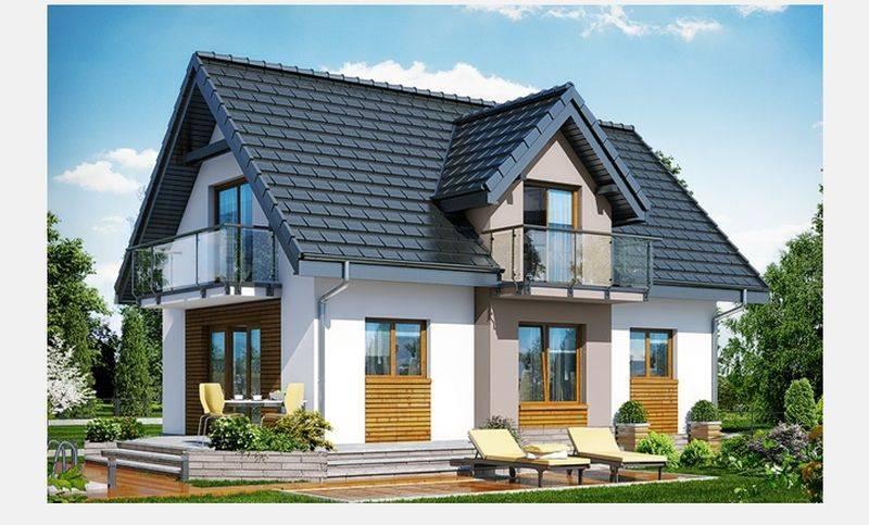 Case mici cu mansarda