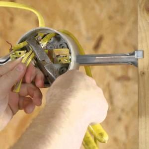 Instalatia electrica la mansarda
