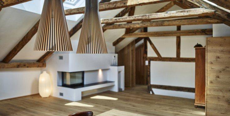 Mansarde decorate n stil rustic mansarda casei ro for Mansarde arredate